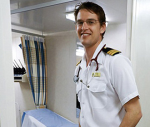 What is a Cruise Ship Nurse?