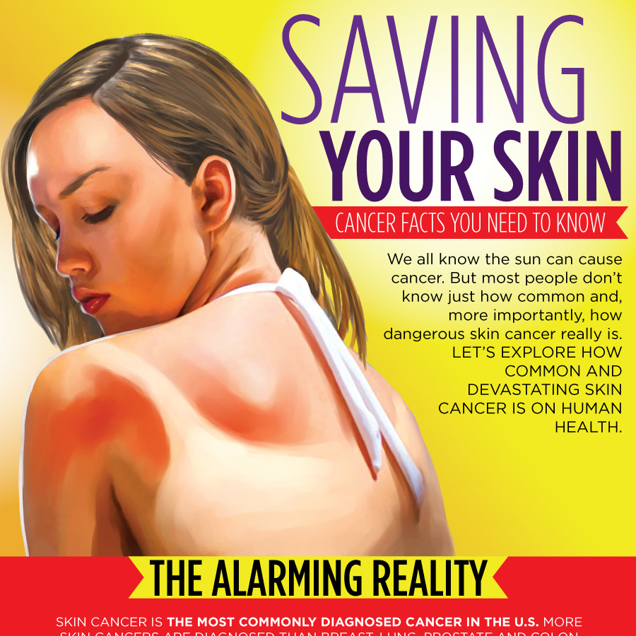 Saving Your Skin Cancer Facts You Need To Know Cheap Nurse Degrees