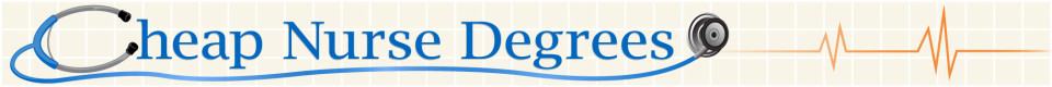 Cheap Nurse Degrees Logo